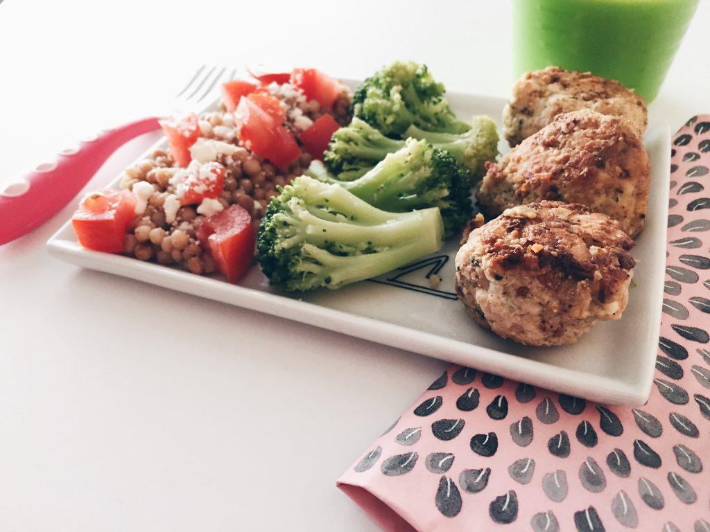 Charlie Rowan Blog Jessica Alba's Chicken Meatball Recipe