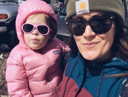 Charlie Rowan - Skiing Snowbird Toddler Day Date
