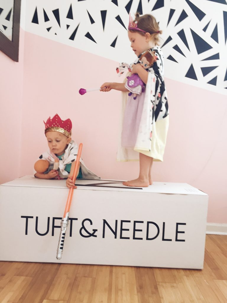 Charlie Rowan Designs Tuft and Needle Review