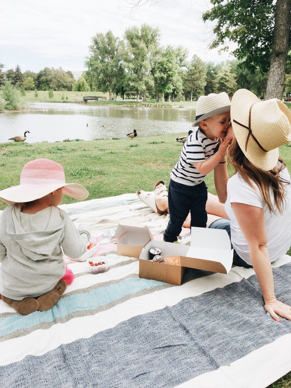 Charlie Rowan Designs Picnic at the Park