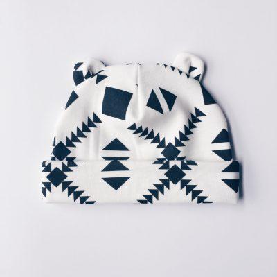 Tri Newborn Baby Bear Blanket Charlie Rowan Designs