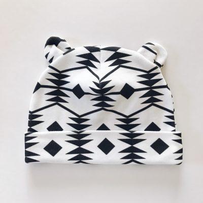 Sayulita Newborn Baby Bear Blanket Charlie Rowan Designs