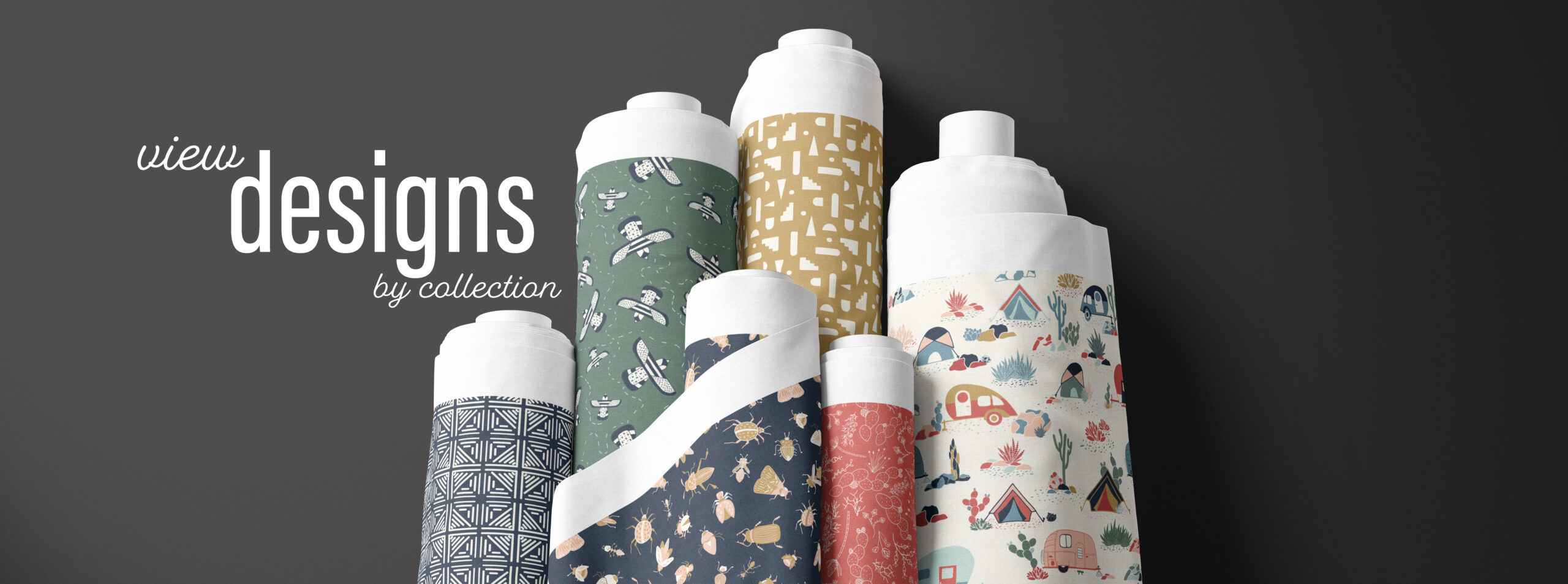 Charlie Rowan Design Fabric